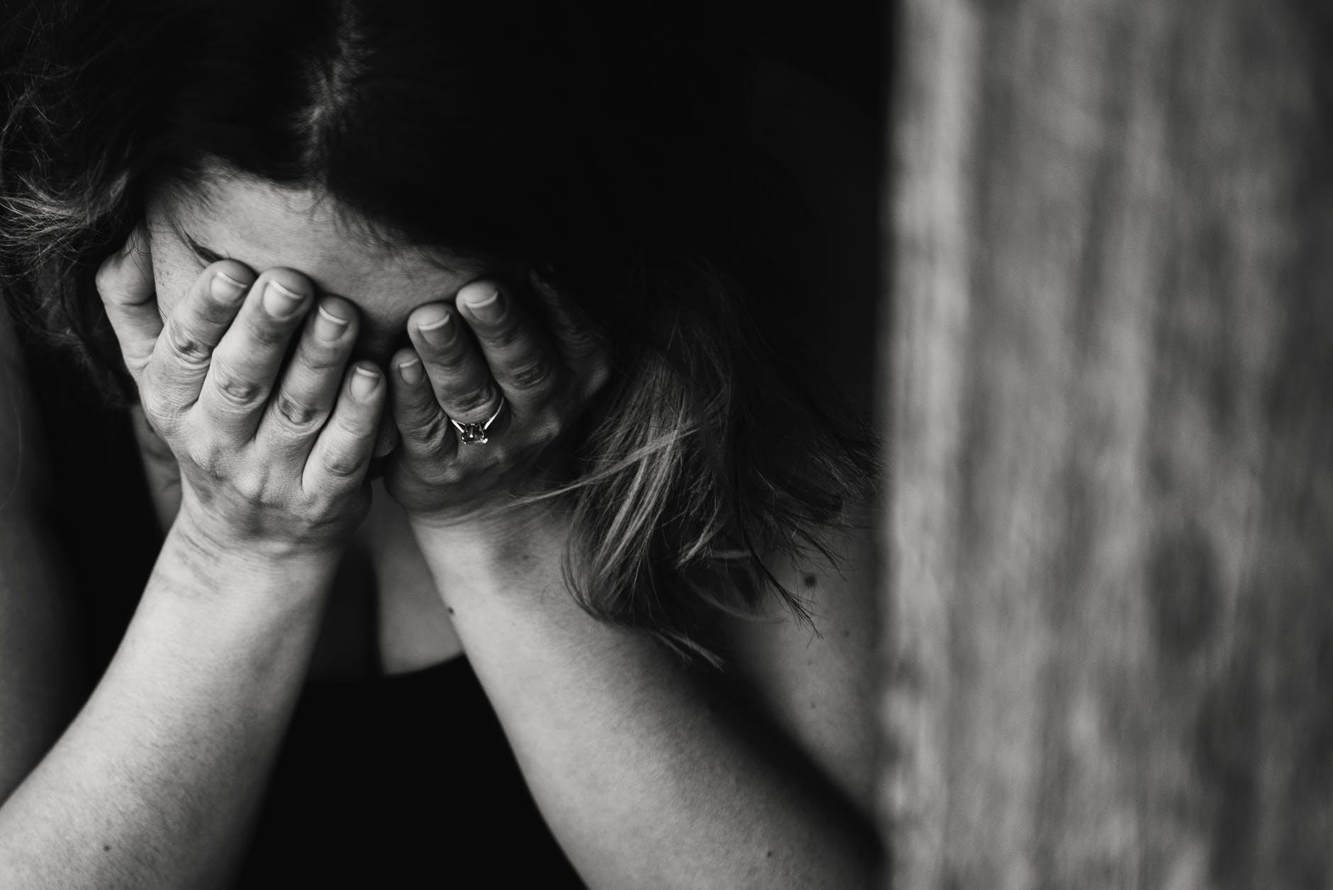 depressione angoscia