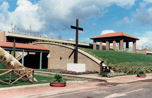 Papa francesco e il giardino degli angeli mpv e cav varese - Il giardino degli angeli ...