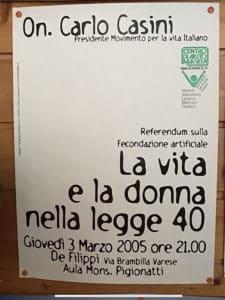 Referendum legge 40