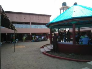 centro diocesano Abomey