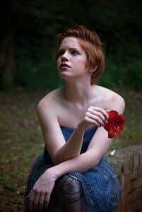 Adolescente fiore